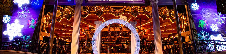 Silver Star Carousel at SFOT