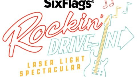 Six Flags Rockin Drive-In Laser Light Spectacular
