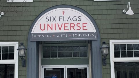 six flags universe at six flags great adventure