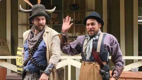 The crack-up cowboys of ShenaniGuns!