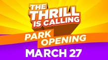 park opening march 27