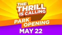 Park Opening May 22, 2021