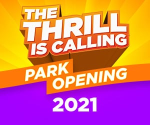 Six Flags The Thrill is Calling Opening 2021