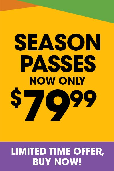 Six Flags Season Pass now only $79.99
