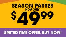 La Ronde Season Pass now only $49.99