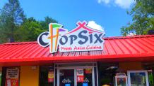 Chop Six at Six Flags America