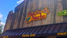 Macho Nacho at Six Flags America
